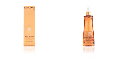 Lancôme SOLEIL BRONZER huile protectrice SPF15 200 ml
