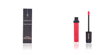 GLOSS D'ENFER #420-rouge shebam Guerlain