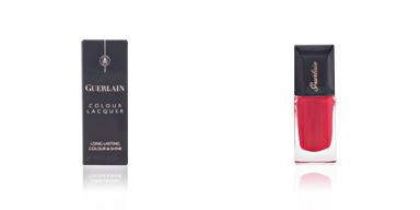 Guerlain LA LAQUE vernis #121-rouge d'enfer 6 ml