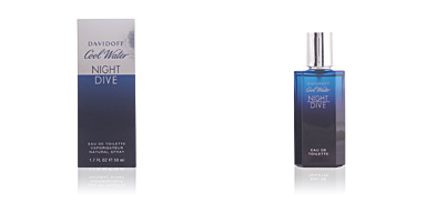Davidoff COOL WATER NIGHT DIVE eau de toilette vaporizador 50 ml