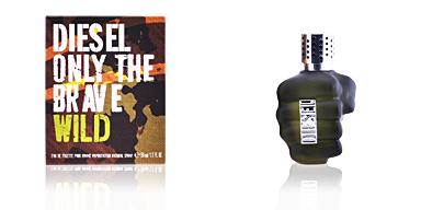 Diesel ONLY THE BRAVE WILD eau de toilette vaporizador 50 ml