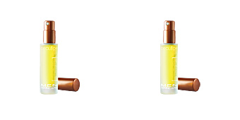 Aftershave MEN AROMESSENCE triple action rasage perfection sérum Decléor