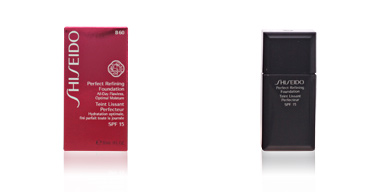 Shiseido PERFECT REFINING foundation SPF15 #B60 30 ml