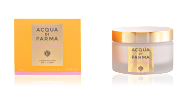 Body moisturiser ROSA NOBILE velvet body cream Acqua Di Parma