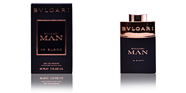 Bvlgari BVLGARI MAN IN BLACK edp vaporizador 60 ml