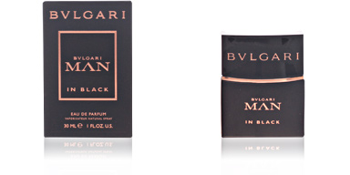 Bvlgari BVLGARI MAN IN BLACK edp vaporizador 30 ml