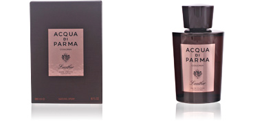 Acqua Di Parma LEATHER edc concentrée zerstäuber 180 ml