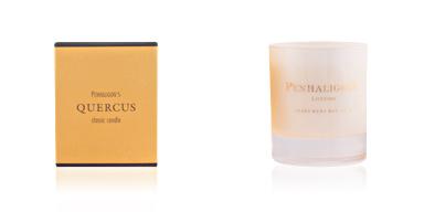 Penhaligon's QUERCUS candle parfum