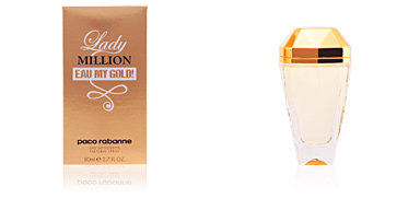 LADY MILLION EAU MY GOLD! eau de toilette vaporizador Paco Rabanne