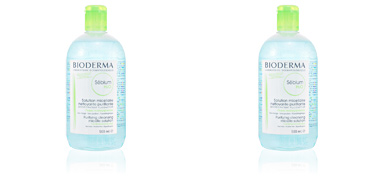 Micellar water SÉBIUM H2O solution micellaire nettoyante purifiante Bioderma