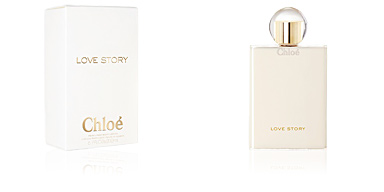 Body moisturiser LOVE STORY perfumed body lotion Chloé