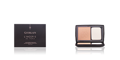 Guerlain LINGERIE DE PEAU nude powder foundation #12-rose clair 10 gr