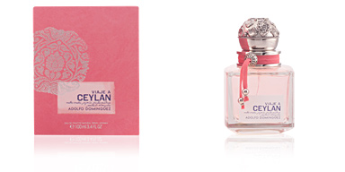 Adolfo Dominguez VIAJE A CEYLAN WOMAN eau de toilette spray 100 ml