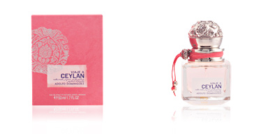 Adolfo Dominguez VIAJE A CEYLAN WOMAN eau de toilette spray 50 ml