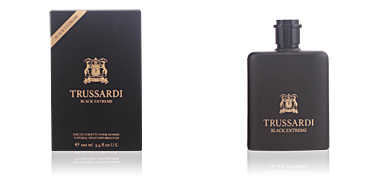BLACK EXTREME eau de toilette vaporizador Trussardi