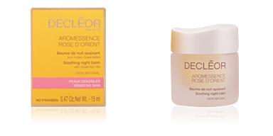 Tratamiento Facial Hidratante AROMESSENCE ROSE D'ORIENT baume de nuit apaisant Decléor