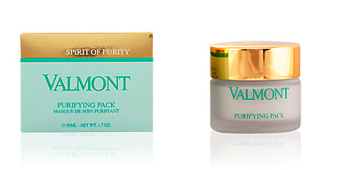 Face mask PURIFYING PACK masque de soin purifiant Valmont