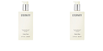 Body moisturiser ETERNITY  body lotion Calvin Klein