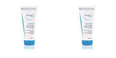 Soin du visage hydratant ATODERM crème nourrissante Bioderma
