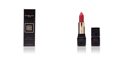 Guerlain KISSKISS le rouge crème galbant #324-red love 3,5 gr