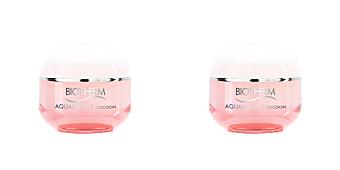 Face moisturizer AQUASOURCE COCOON balm-in-gel Biotherm