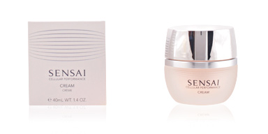 Hautstraffung & Straffungscreme  SENSAI CELLULAR PERFORMANCE cream Kanebo Sensai