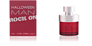 Jesus Del Pozo HALLOWEEN MAN ROCK ON perfume