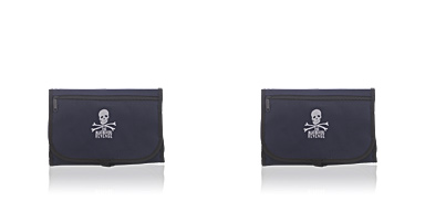 ACCESSORIES blue washbag with logo The Bluebeards Revenge