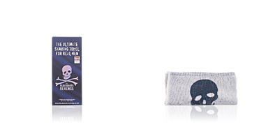 Toiletries THE ULTIMATE SHAVING TOWEL FOR REAL MEN The Bluebeards Revenge