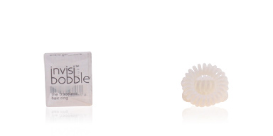 Invisibobble INVISIBOBBLE white 3 uds