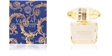 YELLOW DIAMOND INTENSE eau de parfum vaporizador Versace