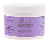 Hair mask for damaged hair BC OIL MIRACLE barbary fig oil mask Schwarzkopf