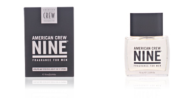 NINE FOR MEN eau de parfum vaporisateur American Crew