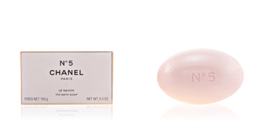 Jabón perfumado Nº 5 the bath soap Chanel