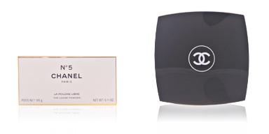 Body moisturiser Nº 5 la poudre libre Chanel
