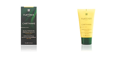 Rene Furterer CARTHAME dry hair moisturizing day cream 75 ml