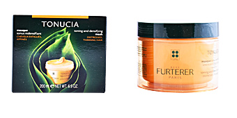 Hair mask for damaged hair TONUCIA toning and densifying mask Rene Furterer