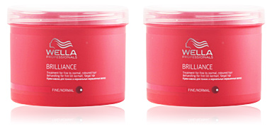 BRILLIANCE treatment for fine/normal colored hair 500 ml Wella