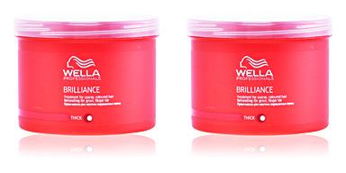 BRILLIANCE treatment for coarse colored hair 500 ml Wella