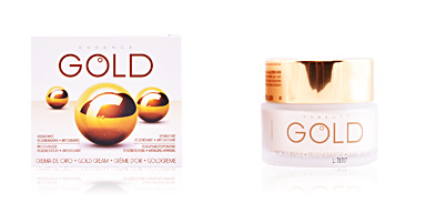 Anti aging cream & anti wrinkle treatment GOLD ESSENCE gold cream SPF15 Diet Esthetic