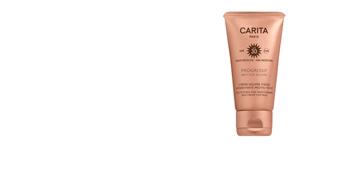 Faciales PROGRESSIF ANTI-AGE SOLAIRE crème visage SPF30 Carita