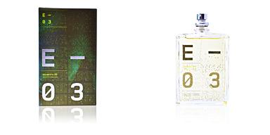 Escentric Molecules ESCENTRIC 03 parfüm