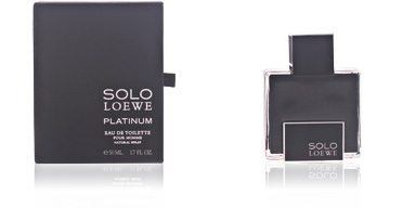 Loewe SOLO LOEWE PLATINUM edt spray 50 ml