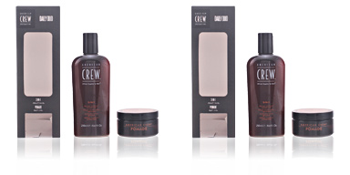 Hair gift set CREW 3 IN 1 American Crew