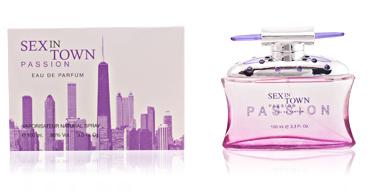SEX IN TOWN PASSION WOMAN edp vaporizador 100 ml