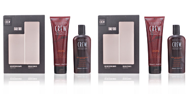Fixation et Finition DAILY MOISTURIZING SHAMPOO COFFRET American Crew
