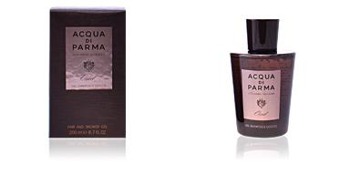 COLONIA INTENSA OUD hair & shower gel 200 ml Acqua Di Parma