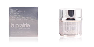 Antifatigue facial treatment CELLULAR SWISS ICE CRYSTAL eye cream La Prairie