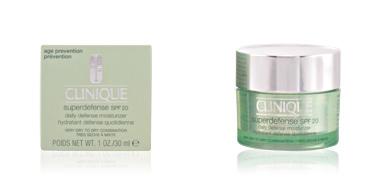 Clinique SUPERDEFENSE SPF20 daily defense moisturizer I/II 30 ml
