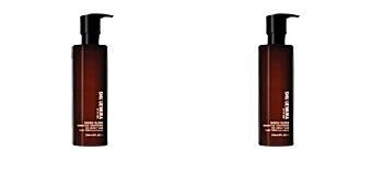 Produtos anti frizz SHUSU SLEEK conditioner Shu Uemura
